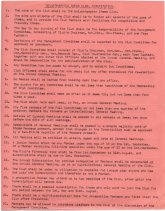 Wolverhampton Chess Club Constitution from 1978